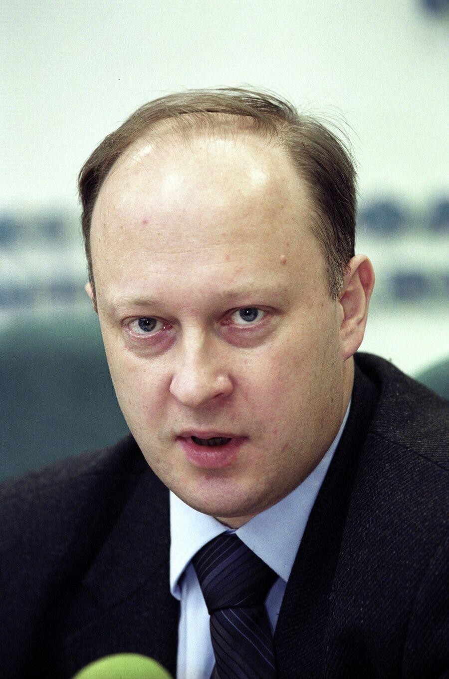 Вице-президент Фонда Евразия по России А. Кортунов