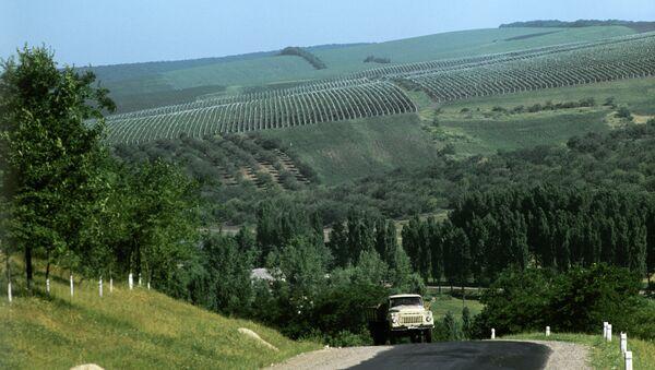 Молдавия. Архивное фото