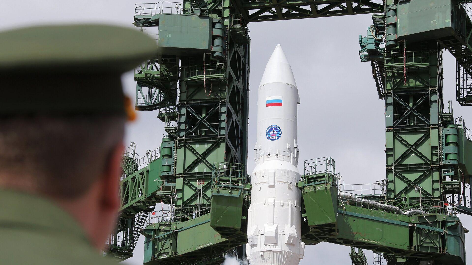 Ракета космического назначения легкого класса Ангара-1.2ПП - РИА Новости, 1920, 18.02.2021