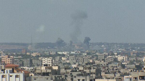 Дым над Газой и сирены в Тель-Авиве - развитие конфликта в Израиле