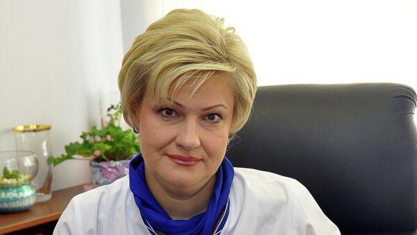 Светлана Воловец, директор ГАУ Научно-практический центр медико-социальной реабилитации инвалидов