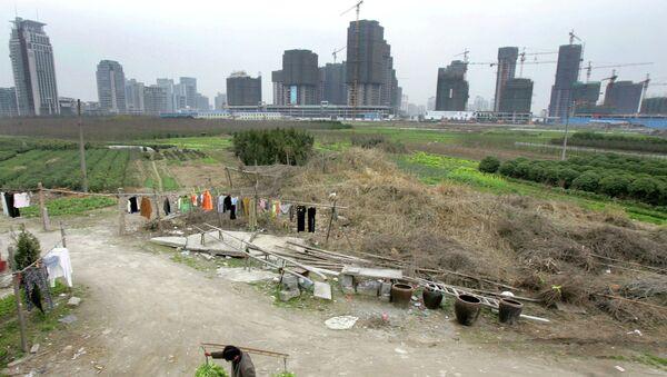 Китайский город Ханчжоу