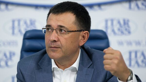 Валерий Селезнев. Архивное фото