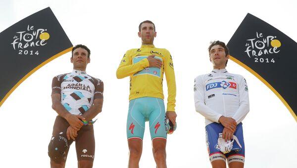 Победители Тур де Франс 27 июля 2014