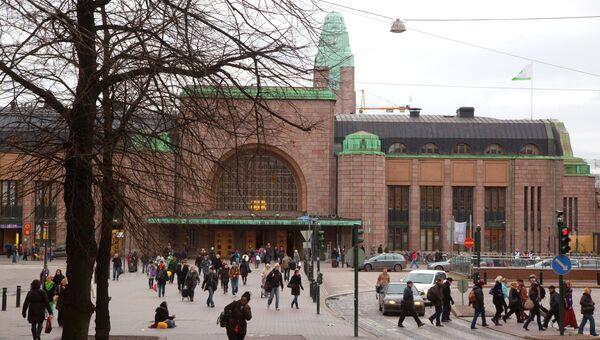 Хельсинки. Архивное фото