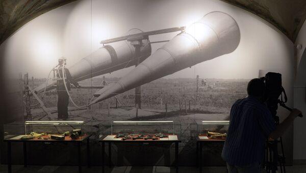 Открытие музея Россия в Великой войне в Царском селе