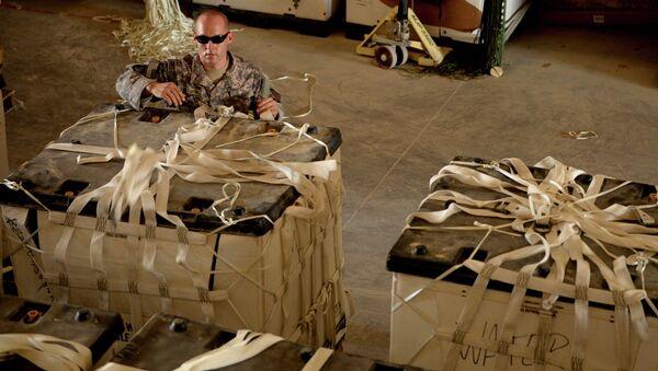 Гуманитарная помощь для Ирака