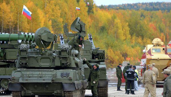 Вооруженные силы России. Архивное фото