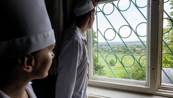 Врачи больницы. Украина. Архивное фото