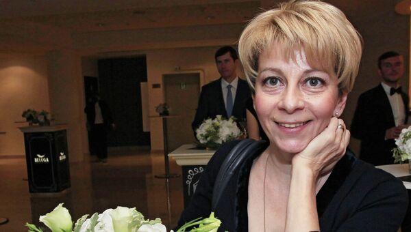 Исполнительный директор фонда Справедливая помощь Елизавета Глинка