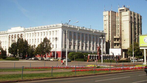 Алтайский Государственный Университет (АлтГУ)