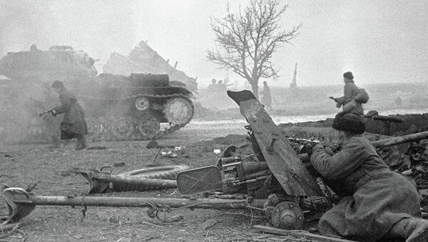 Бой под Варшавой