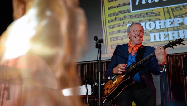 Певец и музыкант Андрей Макаревич. Архивное фото