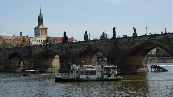 Страны мира. Чехия. Прага. Архивное фото