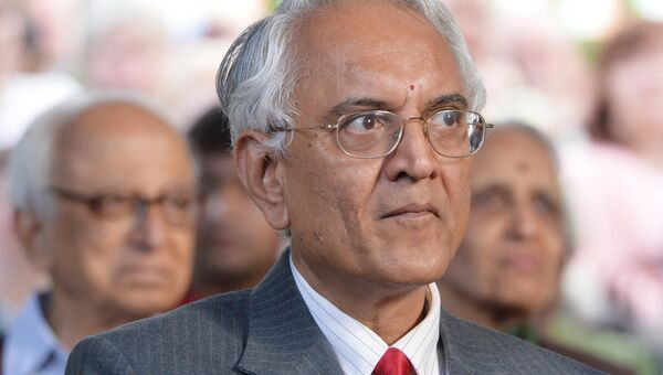 Посол Индии в России Пунди Шринивасан Рагхаван. Архивное фото