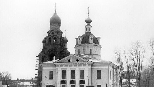 Старообрядческий Покровский кафедральный собор в Москве