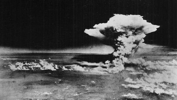 Атомная бомбардировка Хиросимы. 6 августа 1945
