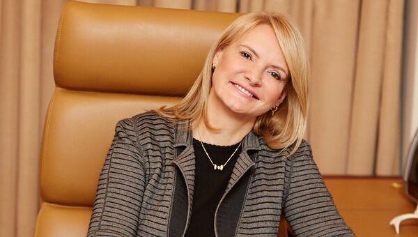 Заместитель Председателя Совета при Правительстве РФ по вопросам попечительства в социальной сфере Юлия Басова