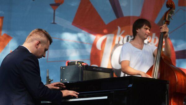 Открытие международного фестиваля Koktebel Jazz Party