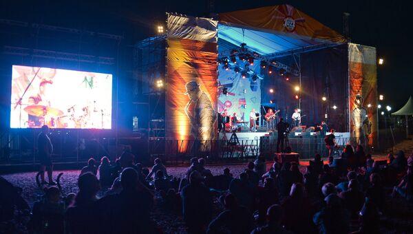 Открытие международного фестиваля Koktebel Jazz Party. Архивное фото