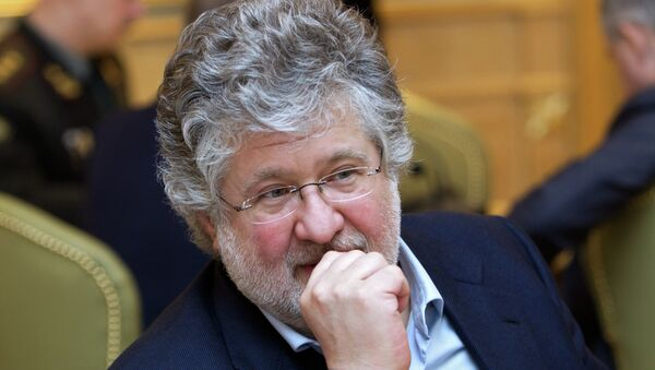 Игорь Коломойский. Архивное фото.