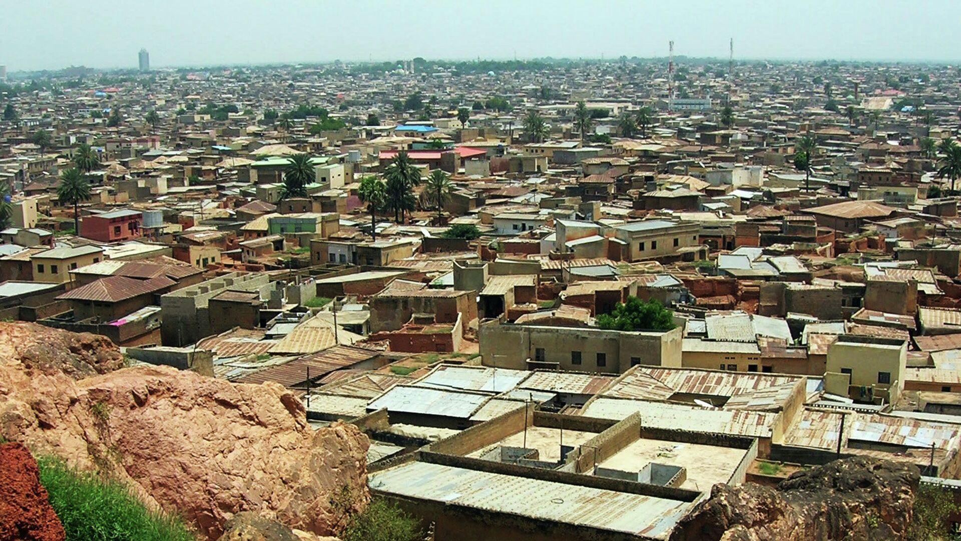 Город Кано, Нигерия - РИА Новости, 1920, 02.03.2021