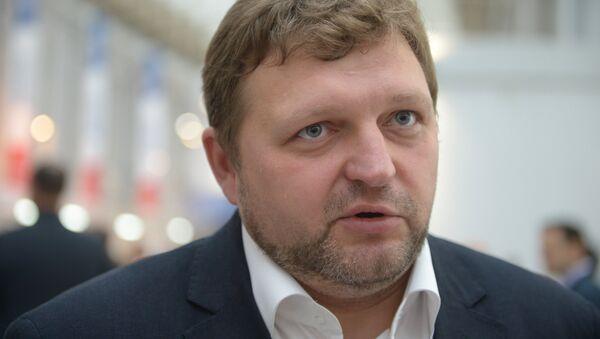 Губернатор Кировской области Никитой Белых. Архивное фото