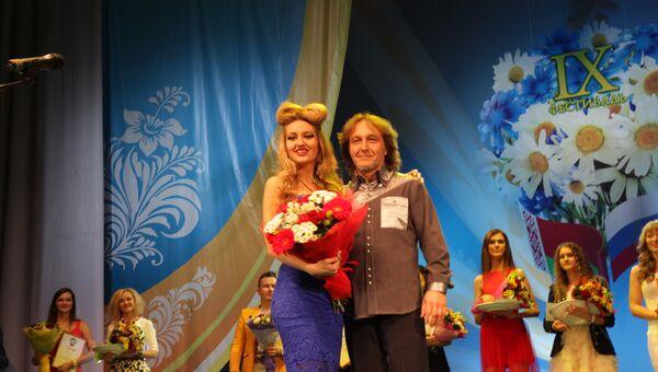 Гран-при фестиваля Союзного государства завоевала Василиса Старшова