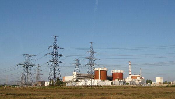 АЭС на Украине. Архивное фото