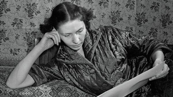 Балерина Римма Карельская. Архивное фото