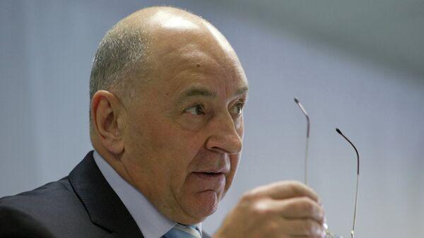 Владимир Барнашов. Архивное фото