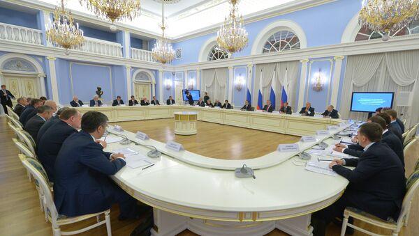 Правительство РФ. Архивное фото