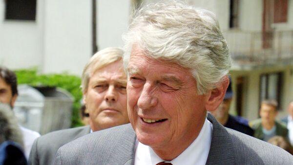 Нидерландский политик Вим Кок. Архивное фото