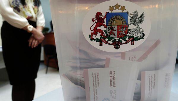 Парламентские выборы в Латвии. 4 октября 2014