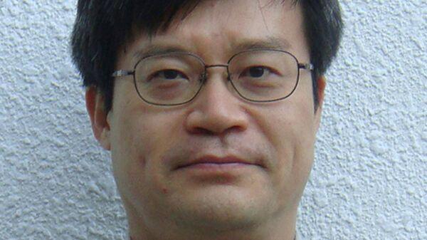 Японский ученый Хироси Амано, удостоенный Нобелевской премии. Архивное фото
