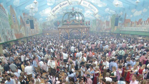 175-ый крупнейший в мире пивной праздник Октоберфест. Архивное фото