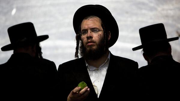 Подготовка к празднику Суккот в Израиле