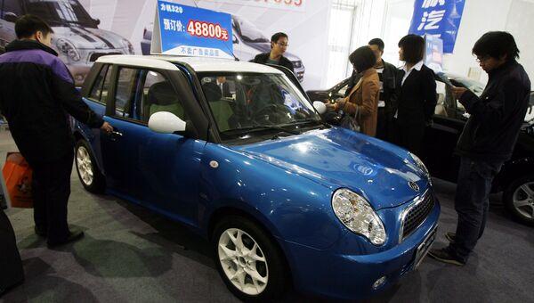 Автомобиль Lifan. Архивное фото
