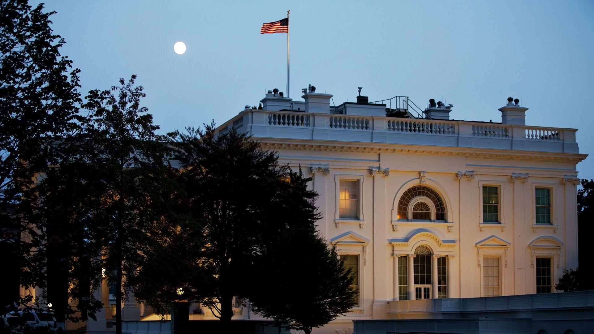 Белый дом США в Вашингтоне - РИА Новости, 1920, 10.09.2020
