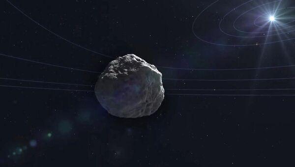 Комета Siding Spring