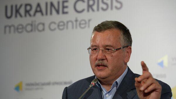 СБУ вызвала на допрос депутата Рады Анатолия Гриценко