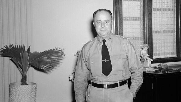 Генерал Анастасио Сомоса. 1947