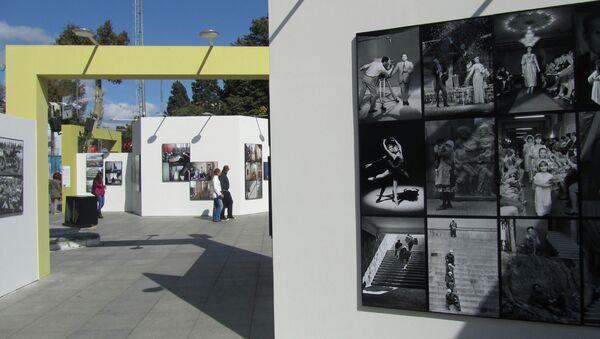 Выставка работ Анатолия Гаранина в Стамбуле