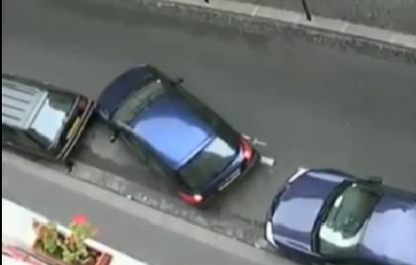 Вредные советы: как припарковаться, если места почти нет