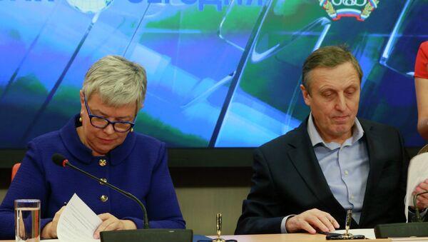 МИА Россия сегодня и университет им. Г.В. Плеханова заключили соглашение о создании кафедры Мультимедийной журналистики