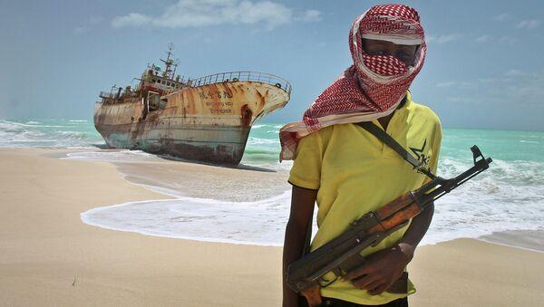 Пират. Архивное фото