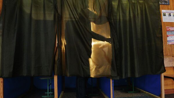Подготовка к выборам в ДНР. Архивное фото