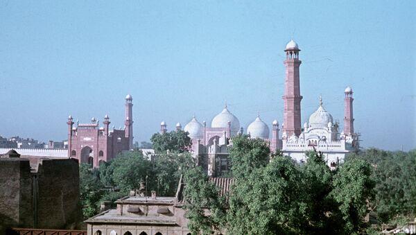 Мечеть Бадшахи Масджид в Лахоре. Архивное фото