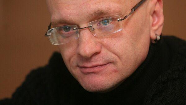 Актер Алексей Девотченко. Архивное фото