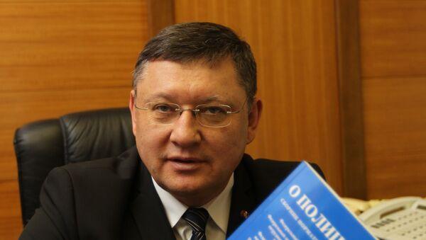 Статс-секретарь – заместитель министра внутренних дел РФ Игорь Зубов. Архивное фото.